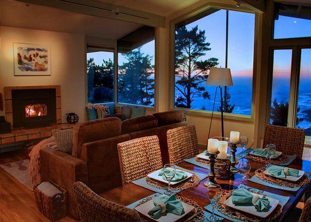 3478 Garrapata Ridge Retreat ~ Ocean Views - Hot Tub **Long Term Special! - Image 1 - Big Sur - rentals