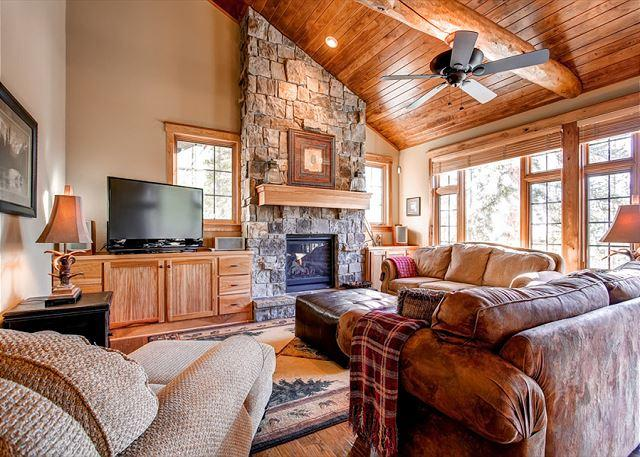 Christie Heights Great Room Breckenridge - Christie Heights Imperial Lodge Luxury Home Breckenridge Vacation Rental - Breckenridge - rentals