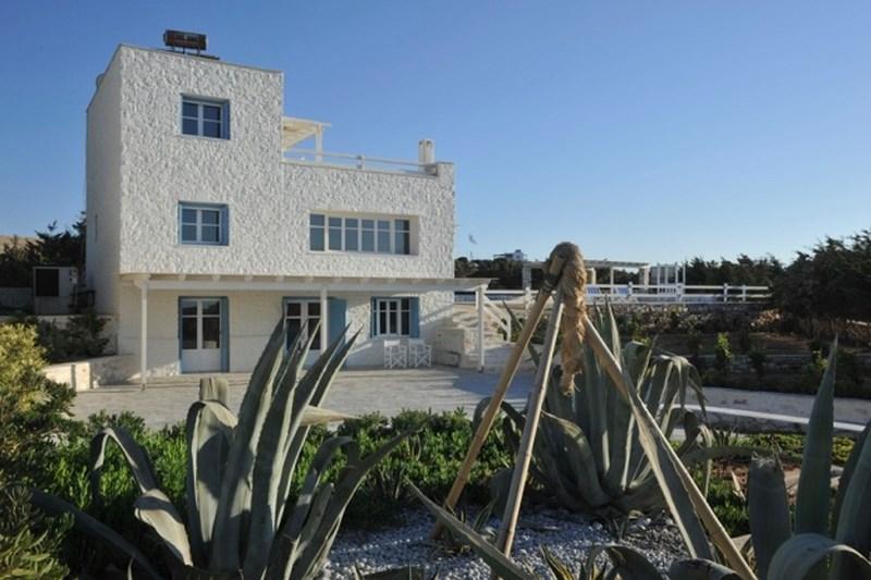 Exterior - Blue Villas | Ambassador | Luxury Villa - Naoussa - rentals