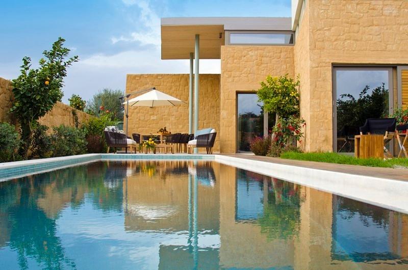 Outdoor pool - Blue Villas | Orangia |Tranquil Stylish - Kontomari - rentals