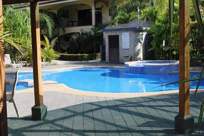 2 Bedroom Tropical Oasis at Penca Beach in Potrero - Image 1 - Playa Potrero - rentals