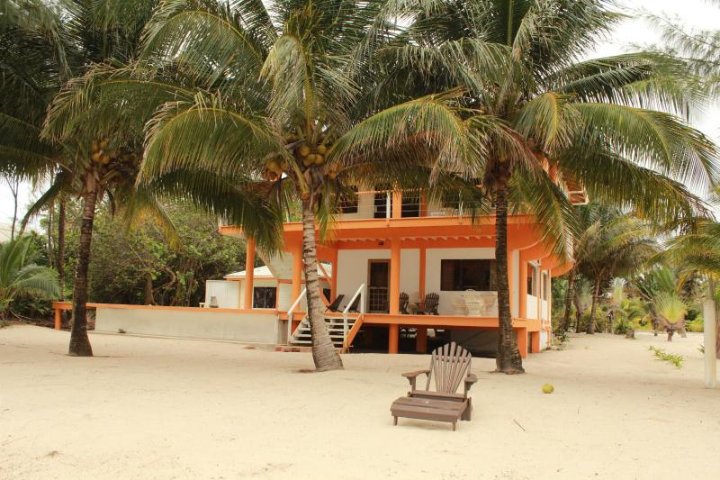 Dreamsicle House in Maya Beach; 3 separate units - Dreamsicle House; beach, pool, by Maya Beach Hotel - Placencia - rentals