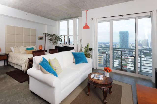 Stylish Loft in the Heart of Miami - Water Views - Image 1 - Coconut Grove - rentals