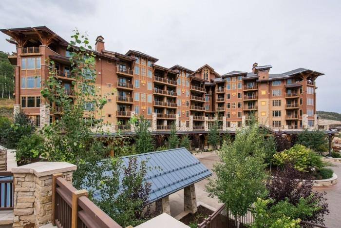 Escala Lodge at The Canyons 237 - Image 1 - Park City - rentals