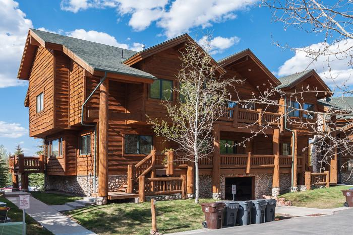 Timber Wolf Lodge #9C - Image 1 - Park City - rentals