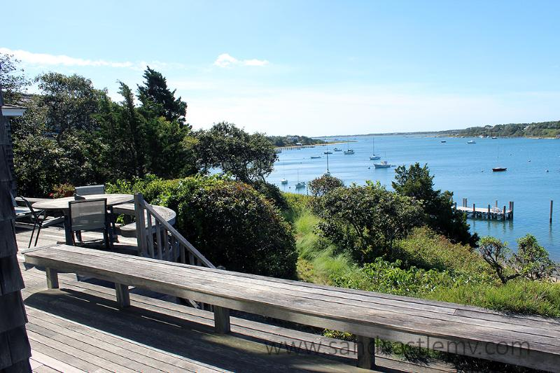 1446 - QUINTESSENTIAL WATERFRONT HOME w/DOCK ON HARBOR ON CHAPPAQUIDDICK - Image 1 - Edgartown - rentals