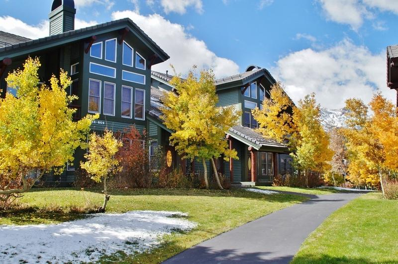 Snow Creek Townhouse Phase V - Listing #287 - Image 1 - Mammoth Lakes - rentals