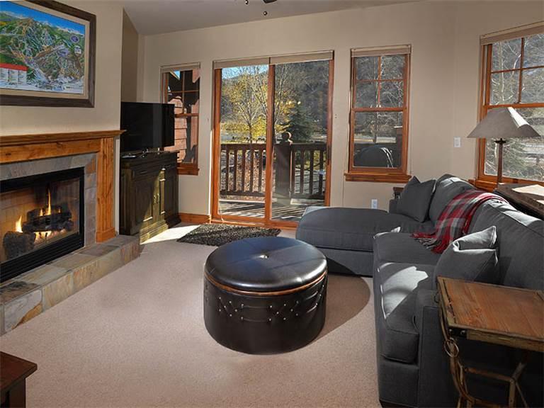 Lodge at Brookside #203 - Image 1 - Beaver Creek - rentals