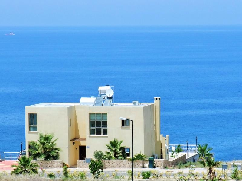 STUNNING private Villa, with Outstanding Sea view - Image 1 - Ayios Amvrosios - rentals