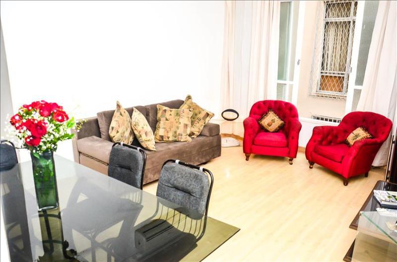 LUXURY 3Bdr APARMENT IPANEMA V033 - Image 1 - Rio de Janeiro - rentals
