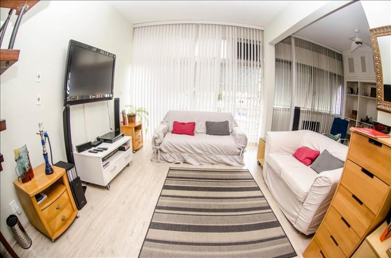 AMAZING 2Bdr PENTHOUSE IPANEMA V044 - Image 1 - Rio de Janeiro - rentals