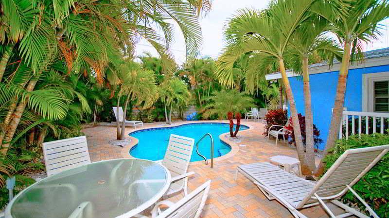 Pool 1 - BLUE LAGOON NORTH - Anna Maria - rentals