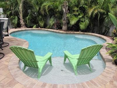 Pool 1 - GROOVY GUAVA - Holmes Beach - rentals