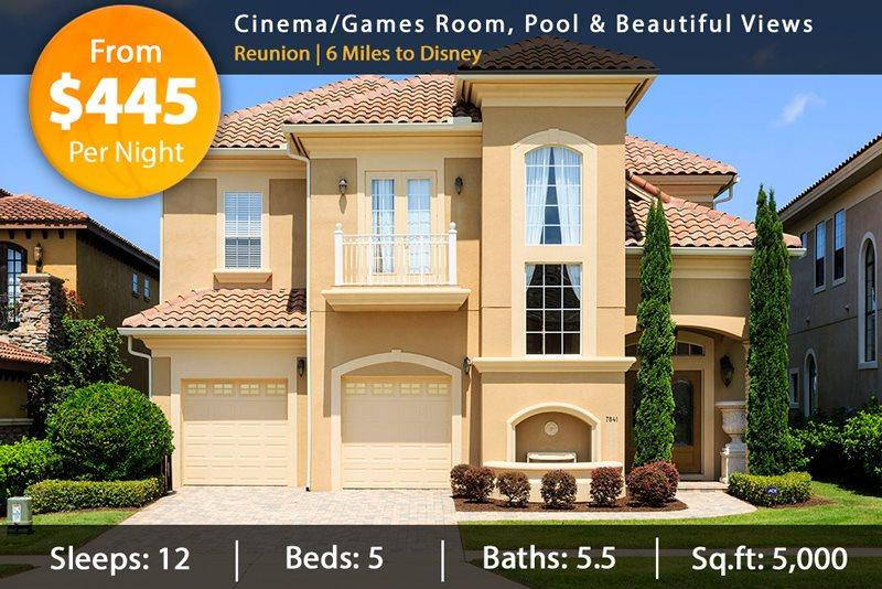 Elegant Home With Cinema/Games Room, Pool  Beautiful Views - Over $1 Million Worth of Elegant Home With Cinema/Games Room, Pool & Beautiful Views - Reunion - rentals