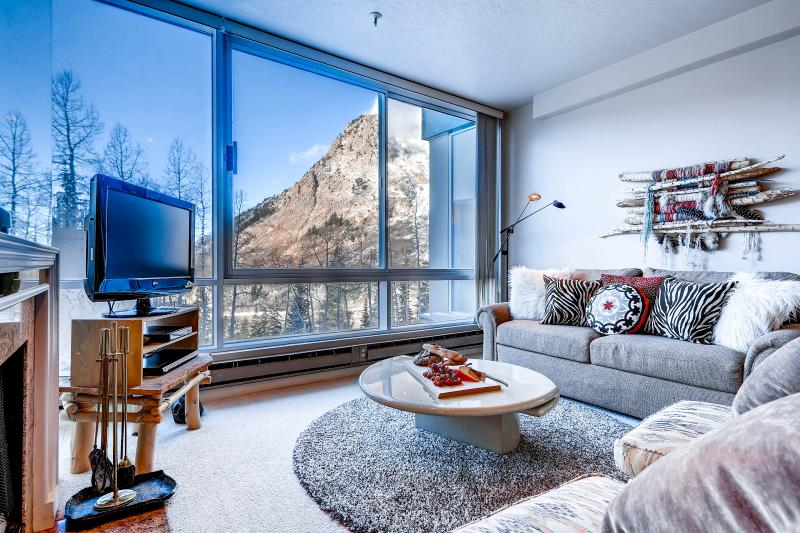 View 15 Liviing Room - The View #15 - Alta - rentals