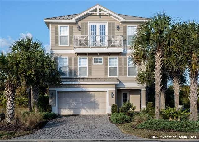 A magnificent sight - Sea Shell House, Golf Views, access to Heated Pool, Spas, Gym, C - Palm Coast - rentals