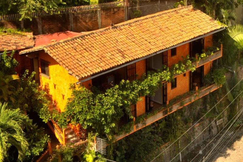 Exterior - Casa de las Flores - Puerto Vallarta - rentals