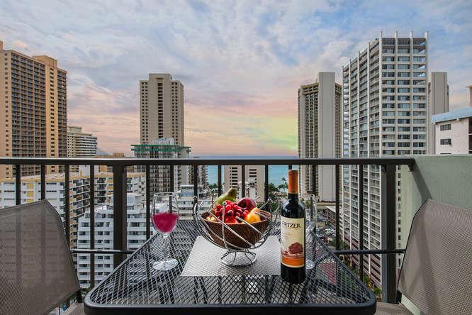 Ocean View Property - Ocean View Condo Full Kitchen and Free Parking - Honolulu - rentals
