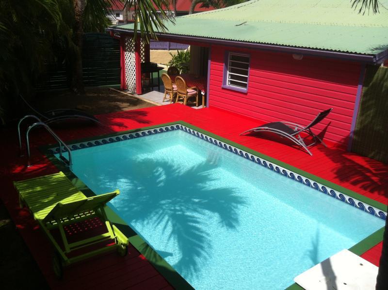 maison creole delight - CREOLE DELIGHT Maison de style creole - Orient Bay - rentals