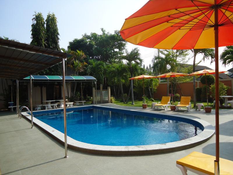 Pool-Garden-Haus-Bungalow - Lonops Gay Paradise - Pattaya - rentals