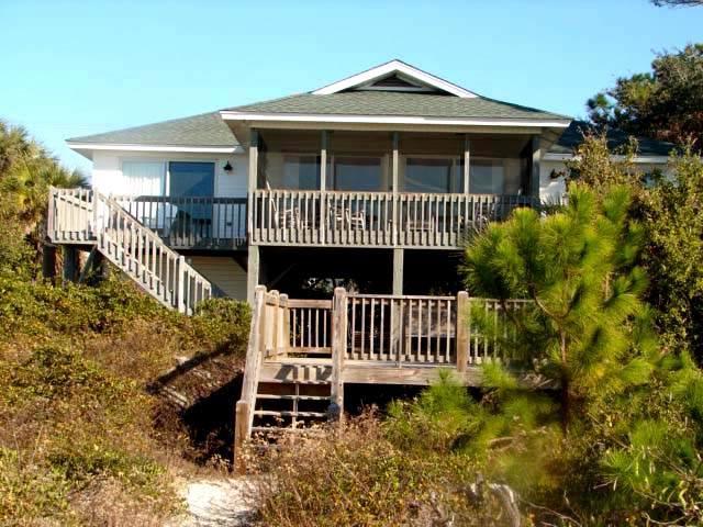"""3320 Palmetto Blvd - """"Mattison"""" - Image 1 - Edisto Beach - rentals"""