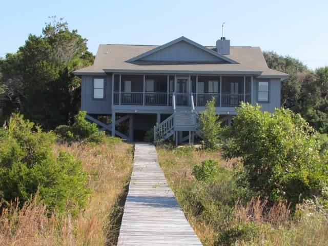 "3330 Palmetto Blvd - ""Moody House"" - Image 1 - Edisto Beach - rentals"