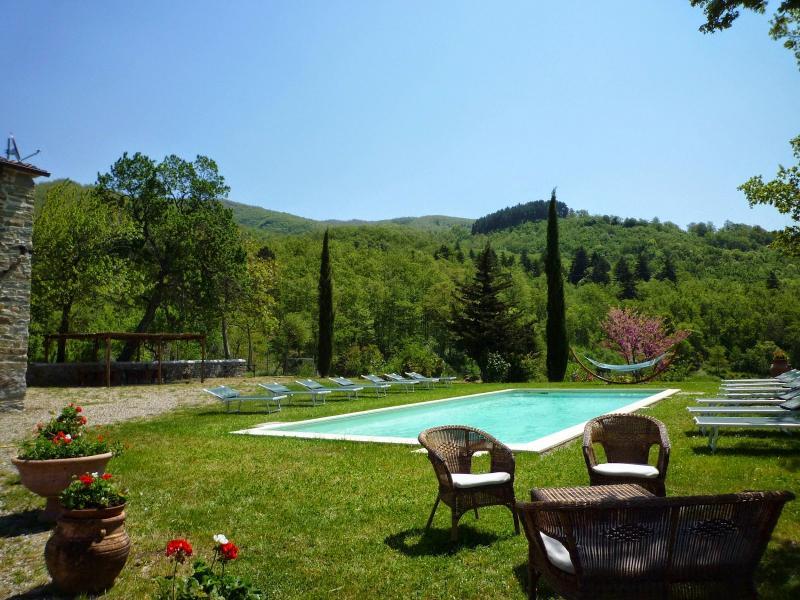 9 bedroom Villa in Capolona, Casentino, Tuscany, Italy : ref 2293893 - Image 1 - Subbiano - rentals