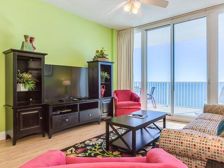 Lighthouse 1207 - Image 1 - Gulf Shores - rentals