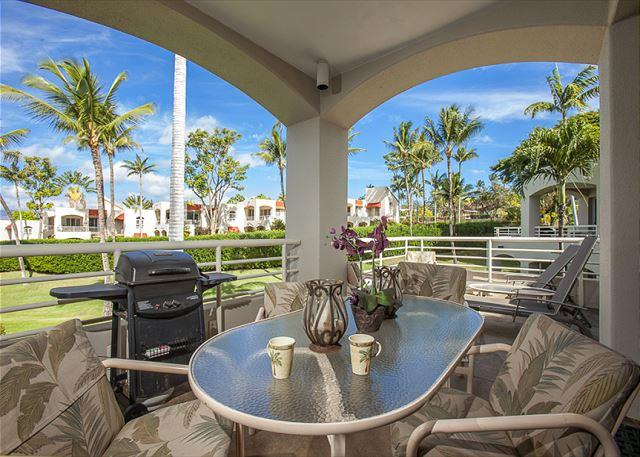 Palms at Wailea #702 - Palms at Wailea 702 Upstairs Garden View 1B/2B Sleeps 4. SUMMER SPECIAL $169 - Wailea - rentals