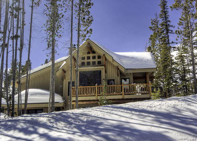 Mountain Home 1 Hidden Trail: Pool Access, Hot Tub, Ski Access & More! - Image 1 - Big Sky - rentals