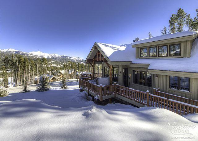 Ski-In Ski-Out 3+ Bedroom Mountain Home: FREE Night & FREE Lift Tickets Promo - Image 1 - Big Sky - rentals