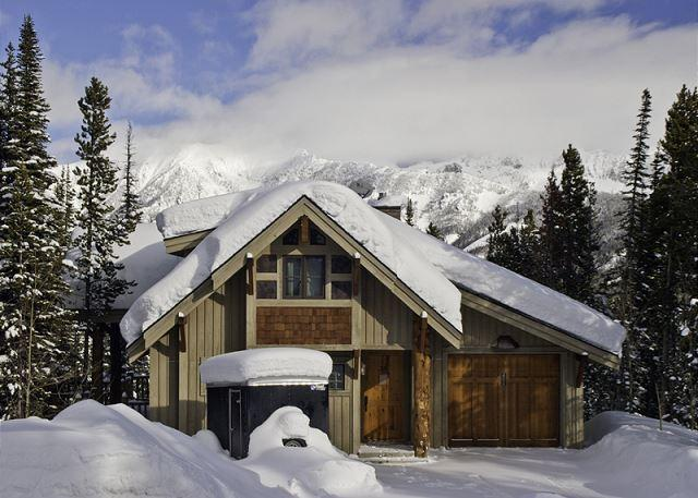 Winter Promo! FREE Night & FREE Lift Tickets in Ski-In Ski-Out Mountain Home - Image 1 - Big Sky - rentals
