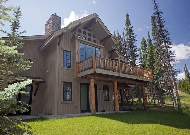 3+BD Mountain Home with Pool Access, FREE Night Promo, Ski-In Ski-Out - Image 1 - Big Sky - rentals