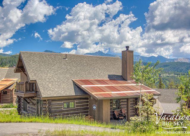 Ski & Stay FREE Night Promo in 4 Bedroom Ski-In Ski-Out Powder Ridge Cabin - Image 1 - Big Sky - rentals