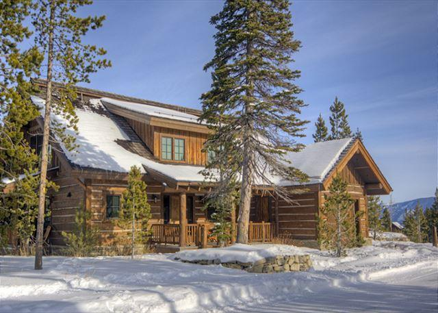 Winter Ski & Stay Specials! 3 Bedroom Cabin in Private Ski & Golf Community - Image 1 - Big Sky - rentals