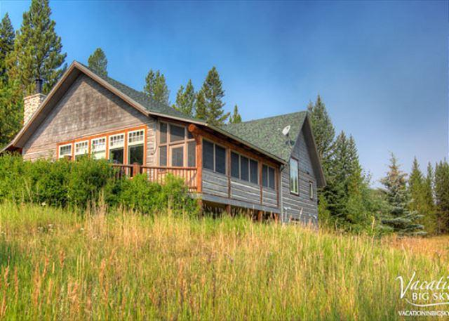 4 Bedroom Home Near Meadow Village: Perfect Summer Getaway! - Image 1 - Big Sky - rentals