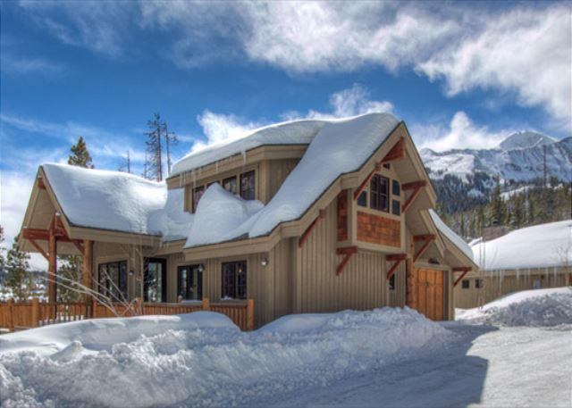 Mountain Home 7 Happy Trails: Pool Access, Ski-In/Out, Near Yellowstone - Image 1 - Big Sky - rentals