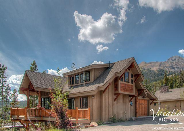 Great Value Ski & Stay Promo in 3+ Bedroom Moonlight Mountain Home - Image 1 - Big Sky - rentals