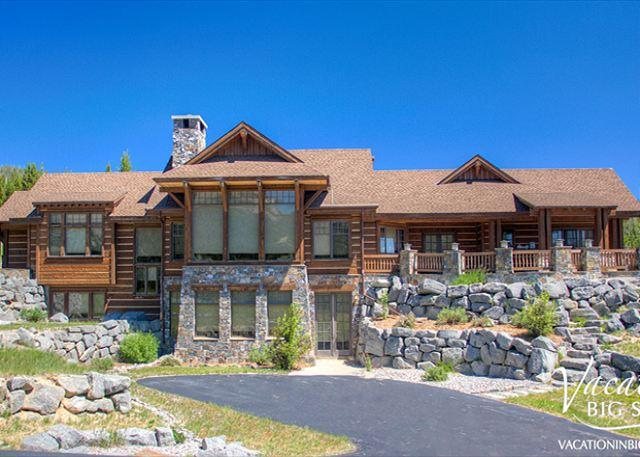 6 Bedroom with Spectacular Mountain Views: Spacious for Whole Family - Image 1 - Big Sky - rentals