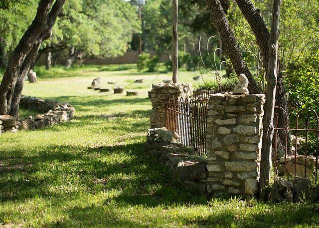 Walking Trails - 7BR/7BA South Austin Multi-Home Retreat, 8 Acres, Sleeps 16 to 20 - Austin - rentals