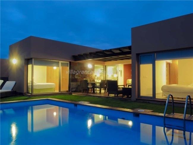 Par4 Villa 2 - Image 1 - Maspalomas - rentals