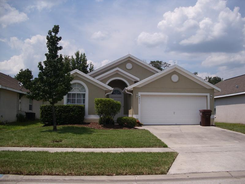 4405 GH 4 Bdrm, 2 Bath, Wi-Fi, Conservation View, Pool, Pet Friendly - Image 1 - Kissimmee - rentals