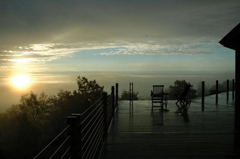 Sunrise Summit With A Foggy Sunrise - Sunrise Summit - Rockland - rentals