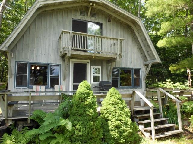 Maggis Camp - Maggi's Camp - Lincolnville - rentals