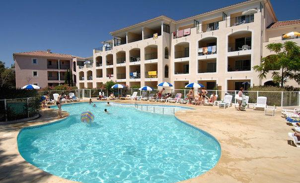 Apartment with outdoor pool in a nice place  - max 5 people - FR-1071014-Six fours les Plages - Image 1 - Six-Fours-les-Plages - rentals