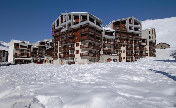 Apartment in Tignes with skis on  - max 4 people - FR-1074238-Tignes Val Claret - Image 1 - Tignes - rentals