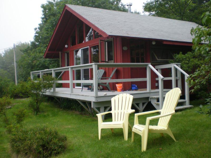 BLACKBERRY COVE COTTAGE | INDIAN POINT | GEORGETOWN | PRIVATE BEACH FRONT | PET - Image 1 - Georgetown - rentals