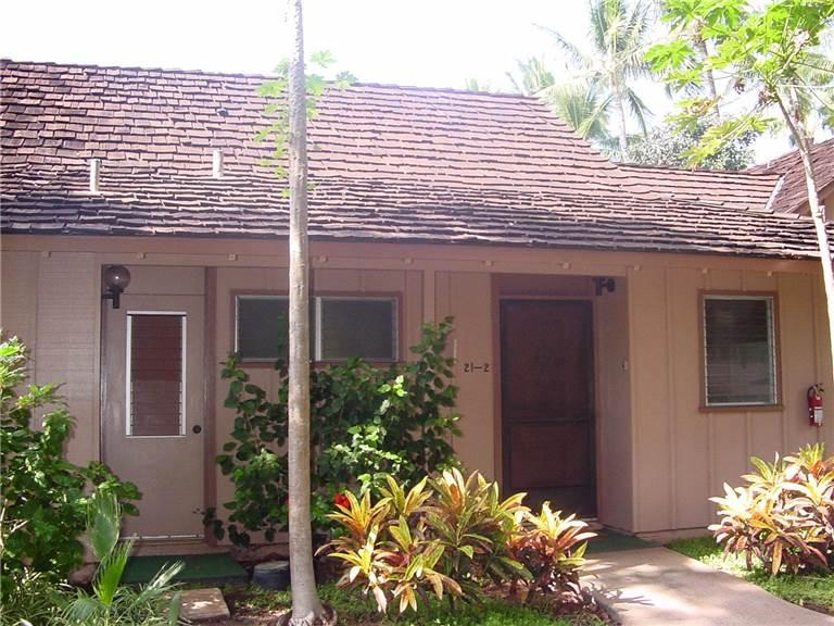 Lahaina 1 BR-2 BA House (Puamana 21-2 (1/2) Standard GV) - Image 1 - Lahaina - rentals