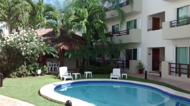 Margaritas II....Beautiful and the best location!! - Image 1 - Playa del Carmen - rentals