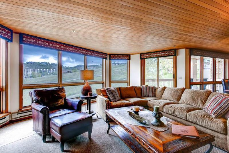 Chateau Chamonix 132 - Image 1 - Steamboat Springs - rentals